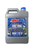 AMSOIL Масло мотор Synthetic Motorcycle Oil 10W40 (3.784л)