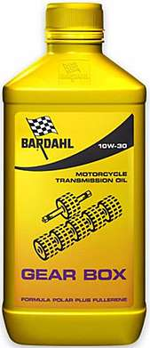 BARDAHL масло трансмисс  GEAR BOX SPECIAL OIL 10W30 1L