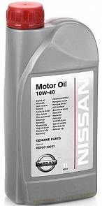 Nissan Motor Oil 10W40  Моторное масло (1л)