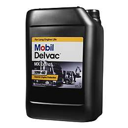 Mobil Delvac MX Extra 10W-40 Масло мотор. (20л)
