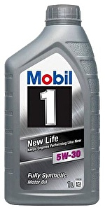 Mobil 1 New Life 5W-30, Мас мот син  (1л)