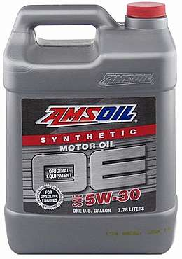 Моторное масло AMSOIL OE Synthetic Motor Oil SAE 5W-30 (3,785 л)