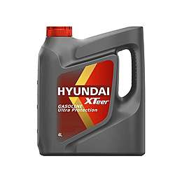 Hyundai XTeer Gasoline Ultra protection 5w-30 SN/GF-5 Моторное масло  4л.