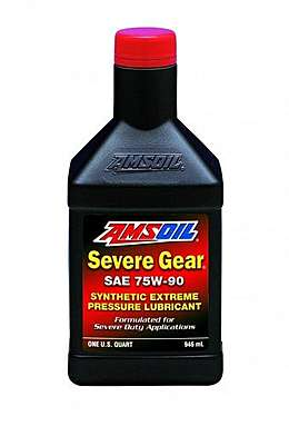 AMSOIL Severe Gear Synthetic Extreme Pressure (EP) Lubricant SAE 75W-90 (0,946l)