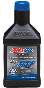 AMSOIL Signature Series Fuel-Efficient Synthetic Automatic Transmission Fluid (ATF) (0,946л)