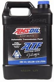 AMSOIL Signature Series Fuel-Efficient Synthetic Automatic Transmission Fluid  (ATF) (3,78л)