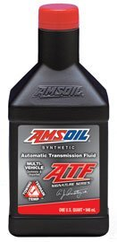 AMSOIL Signature Series Multi-Vehicle Synthetic Automatic Transmission Fluid (ATF) (0,946л)