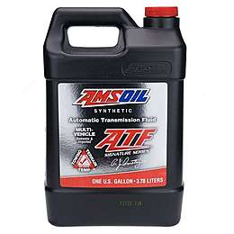 AMSOIL  Signature Series Multi-Vehicle Synthetic Automatic Transmission Fluid (3,78л)