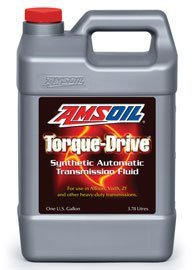 AMSOIL Масло трансмиссионное Torque-Drive Synthetic Automatic Transmission Fluid (ATF) (3,78л)