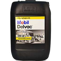 Mobil Delvac XHP Extra 10W-40 Масло мотор. (20 л.)