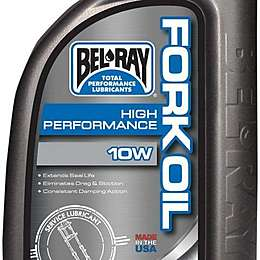 BEL-RAY Масло вилочное High Performance Fork Oil 10W (1л)