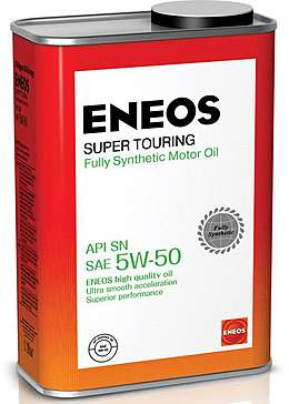 ENEOS  Super Touring  100% Synt.   SN   5W50        1л