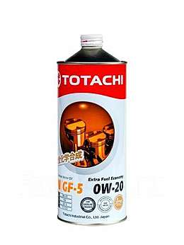 TOTACHI   Extra Fuel  Fully Synthetic  SN     0W-20      1л