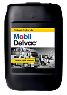 Mobil  Масло мот  Delvac XHP Extra 10W-40,  (20л)