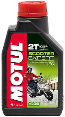 Motul Масло 2Т мото Technosynthese Scooter Expert TC, FC L-EGC(1л)