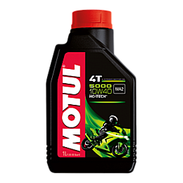 Motul Масло мото Technosynthese 10w40 5000 HC-Tech  SL, MA2  (1л)